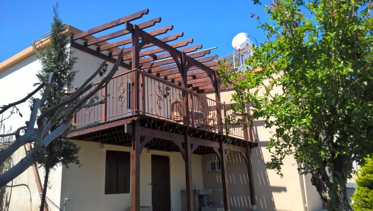 Exterior of Patriko Village Home
