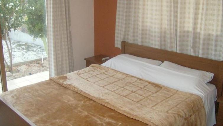 Stunning bedroom in Kamilostrata Apartment
