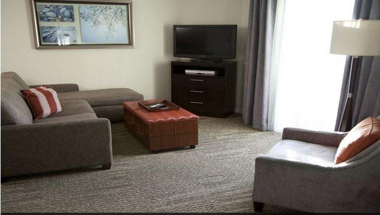 Spacious living area in Staybridge Suites Torrance/Redondo Beach