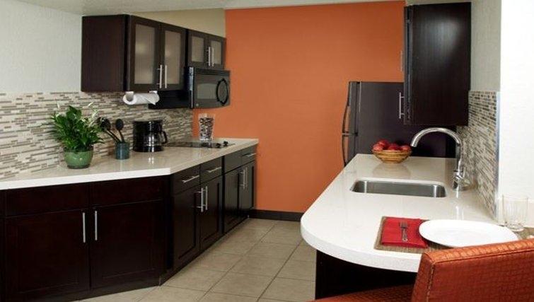 Shimmering kitchen in Staybridge Suites Torrance/Redondo Beach