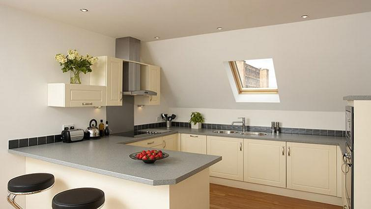 Equipped kitchen in SACO Derby - The Millhouse