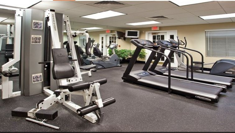 Gym in Staybridge Suites Atlanta Perimeter Ctr