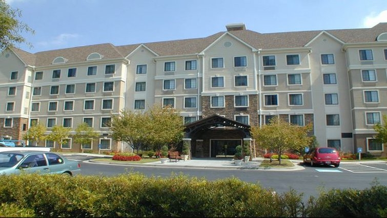 Exterior of Staybridge Suites Atlanta Perimeter Ctr