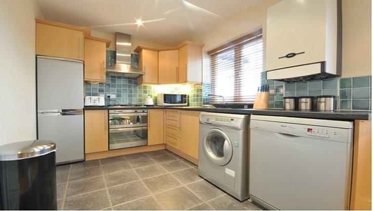 Ideal kitchen in Sheppards Yard