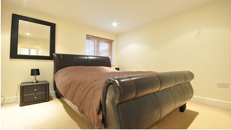 Stylish bedroom in Sheppards Yard