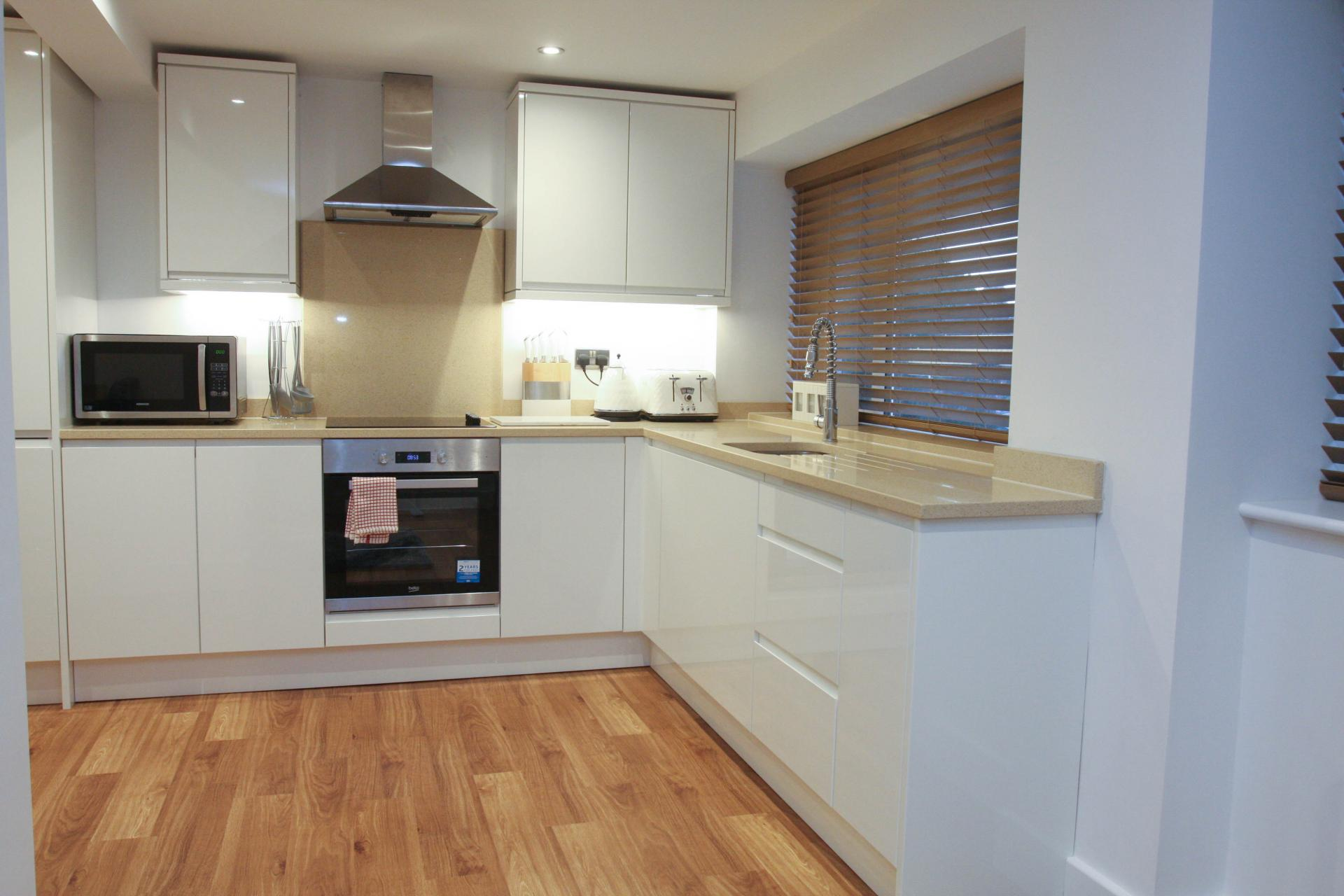 Modern kitchen in Sheppards Yard