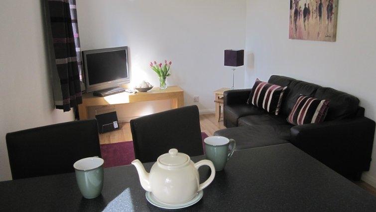 Ideal living area in Loris Court