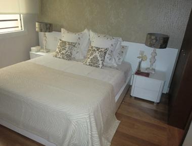 Bedroom at Barrio Salamanca Apartment