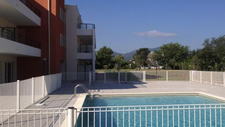 Fantastic pool in Appart City Cannes Mandelieu