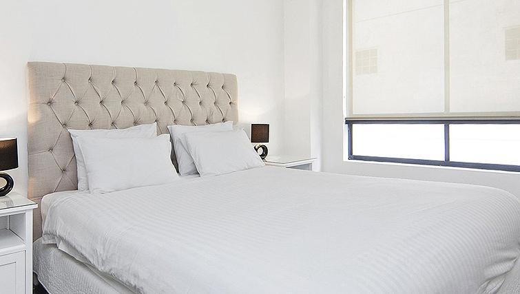 Contemporary bedroom in Astra Sydney CBD Windsor on Kent