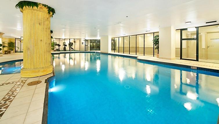 Spectacular pool in Astra Sydney CBD Windsor on Kent
