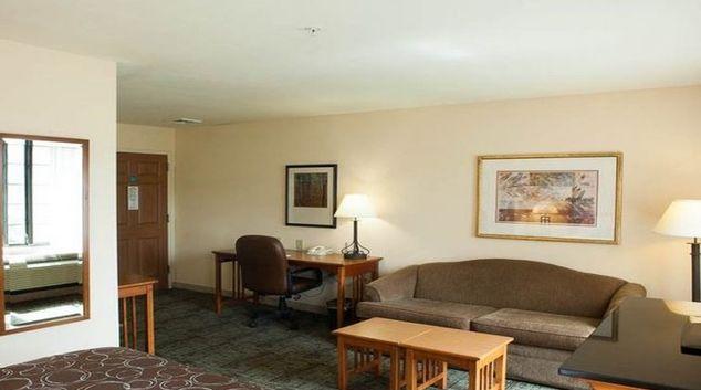 Ideal living area in Staybridge Suites Houston West