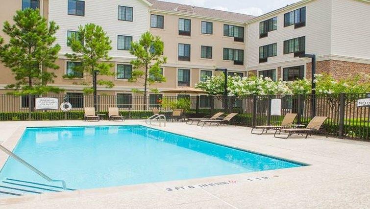 Fantastic pool in Staybridge Suites Houston West