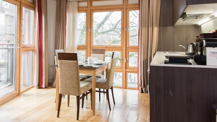 Dining area in Premier Suites Plus Cabot Circus
