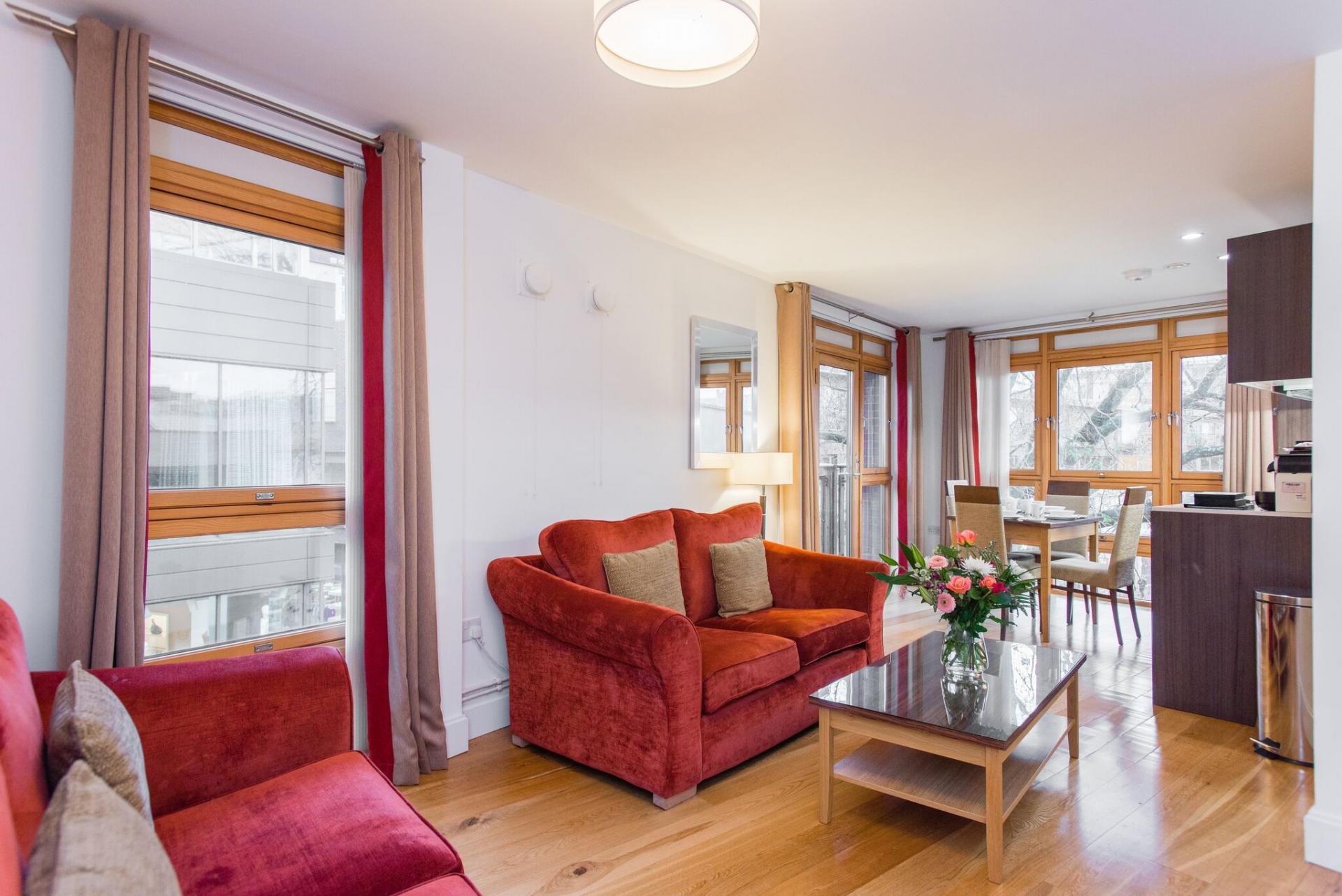 Lounge at Premier Suites Plus Cabot Circus