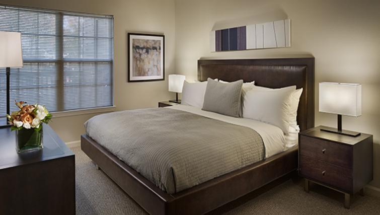 Bedroom in AVE Malvern Apartments