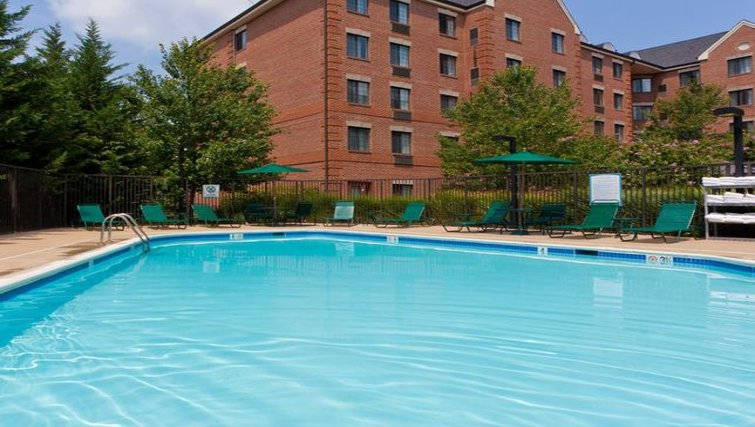 Gorgeous pool in Staybridge McLean-Tyson's Corner