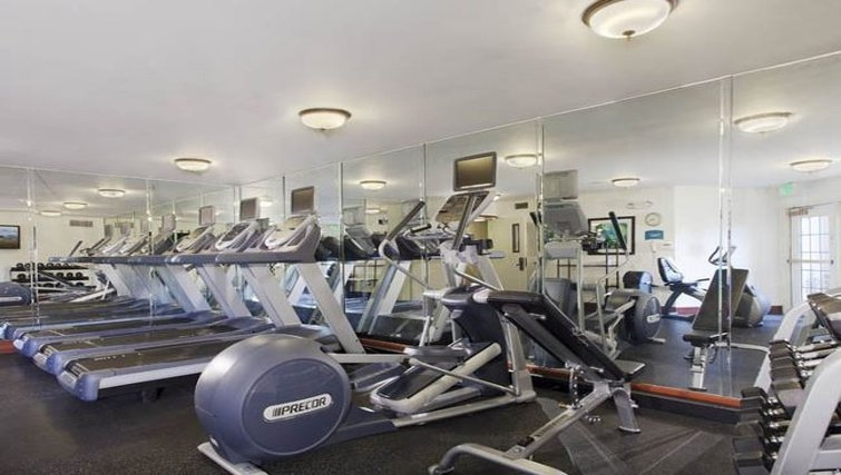 Equipped gym in Staybridge Suites Denver-Cherry Creek