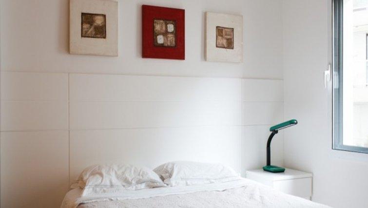 Desirable bedroom in Fiandeiras Apartment