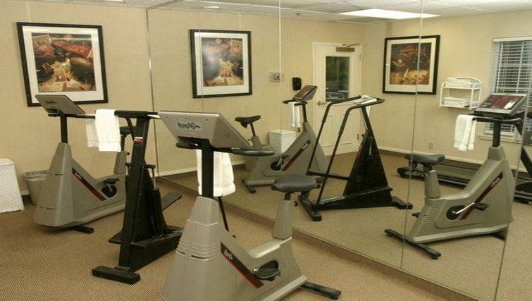 Practical gym in Staybridge Lake Buena Vista
