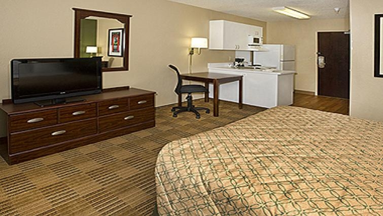 Delightful living area in Extended Stay America Woburn