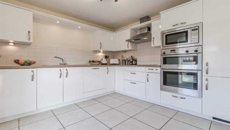 Kitchen at Trevelyan Court Apartment