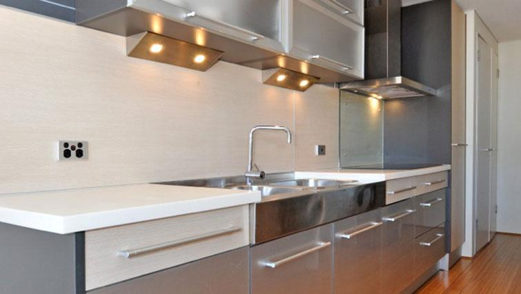 Gorgeous kitchen in Astra Perth CBD St Georges Terrace