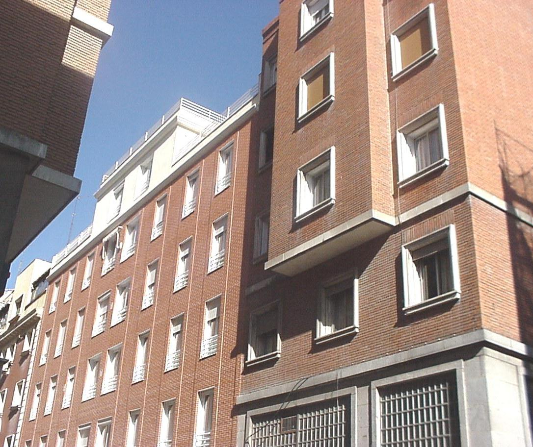 Exterior at Castillo 20 Apartment, Trafalgar, Madrid