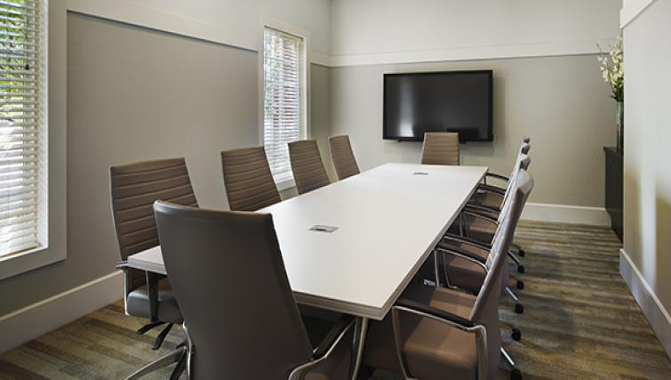 Meeting room at AVE Somerset Apartments