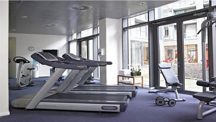 Functional gym at Adina Apartment Hotel Copenhagen