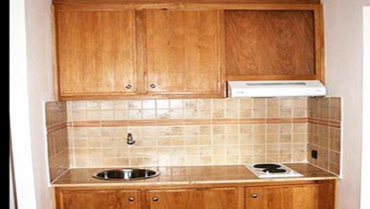 Practical kitchen in Casablanca Apparthotel
