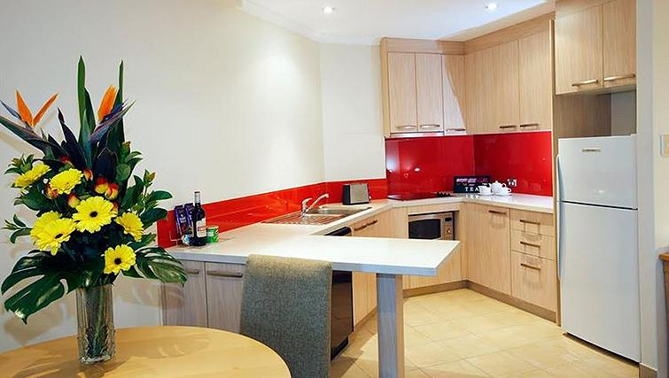Desirable kitchen in York Apartments