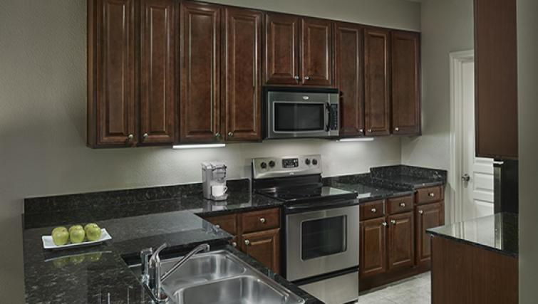 Kitchen in AVE Clifton Apartments