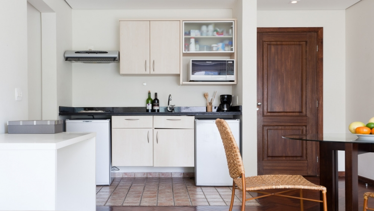Ideal kitchen in Capote Valente Apartment