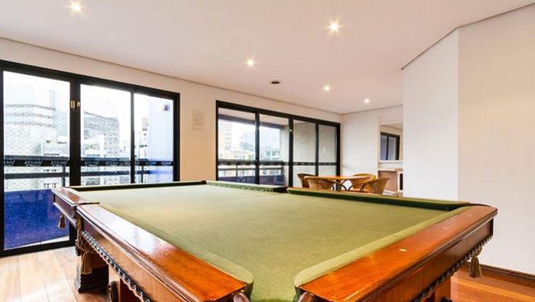 Welcoming communal lounge in Varieta Apartment