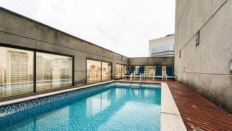 Delightful pool in Varieta Apartment