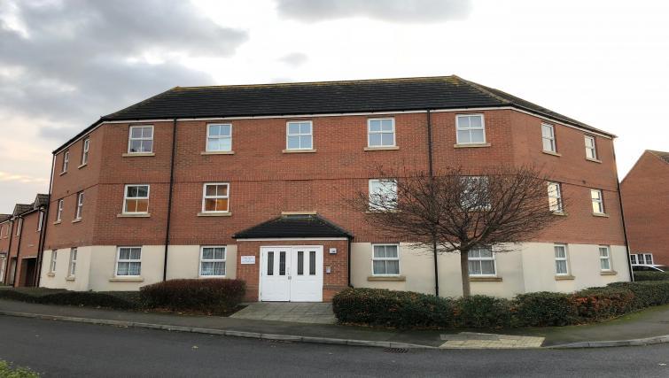 Exterior at Deer Valley Apartment, Centre, Peterborough