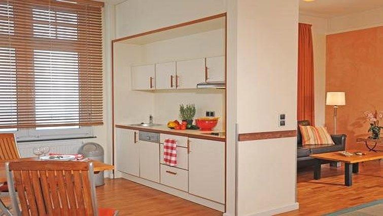 Desirable kitchen in Best Western Hotel Bremen City
