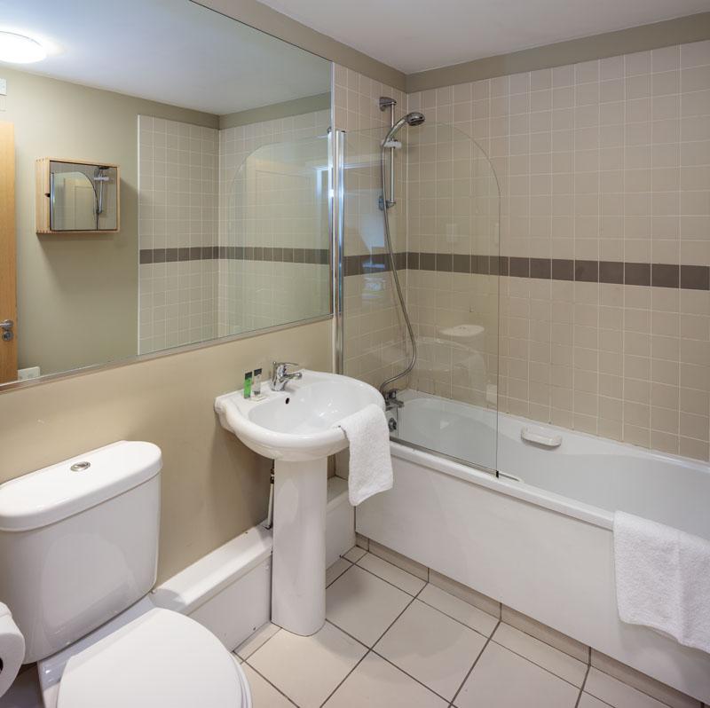 Bath in Gasworks Apartments