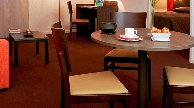 Ideal dining area in Adagio Access Orleans