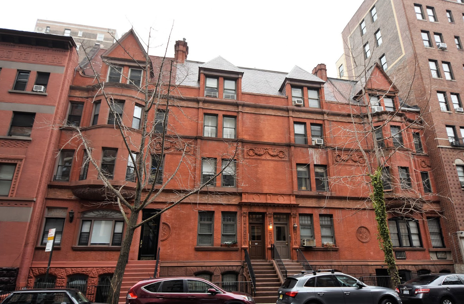 Exterior at 155 West 74th Street Apartment