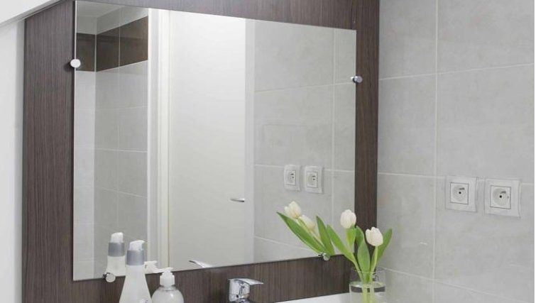Modern bathroom in Adagio Access Nantes Viarme