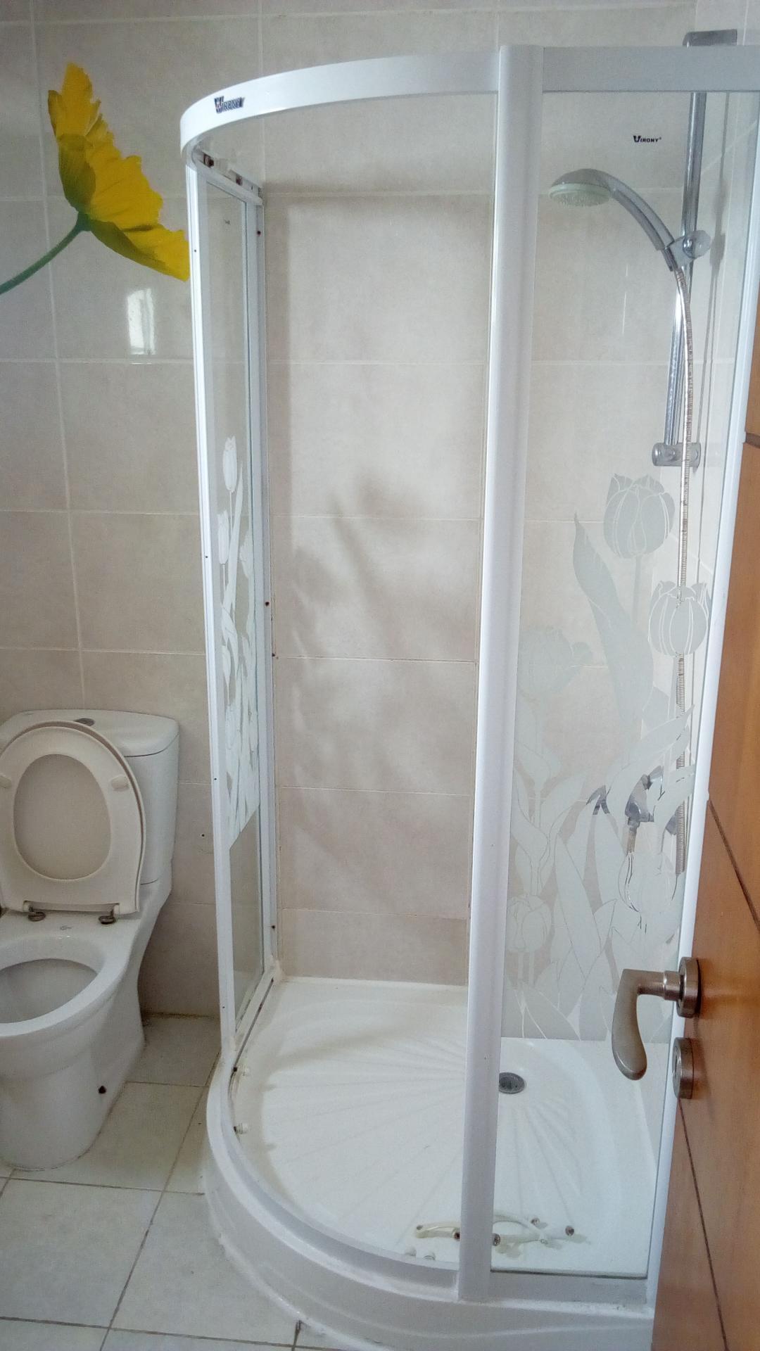 Ideal bathroom in Banana Island Apartments
