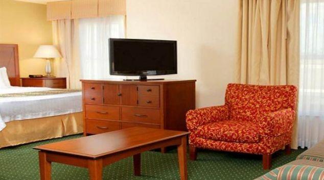 Ideal living area in Residence Inn Daytona Beach