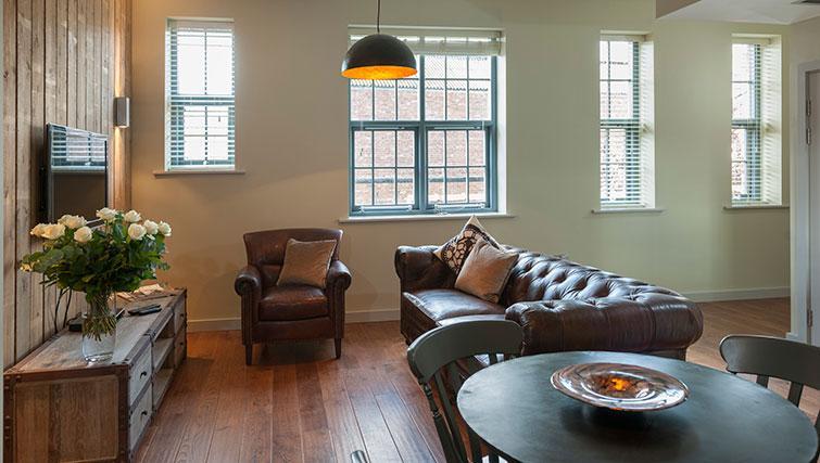 Sofa at Micklegate Apartments
