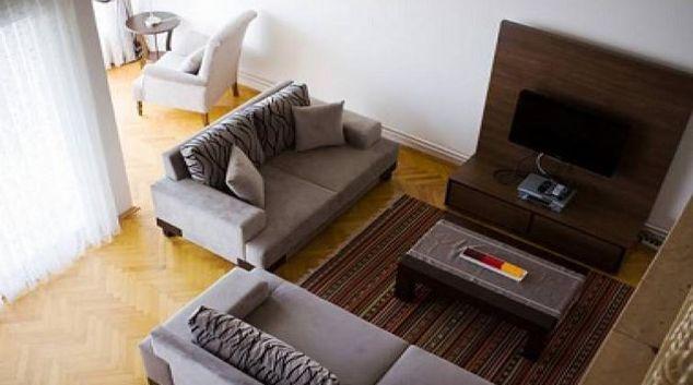 Inviting living area in Sabri Alanyali Residence