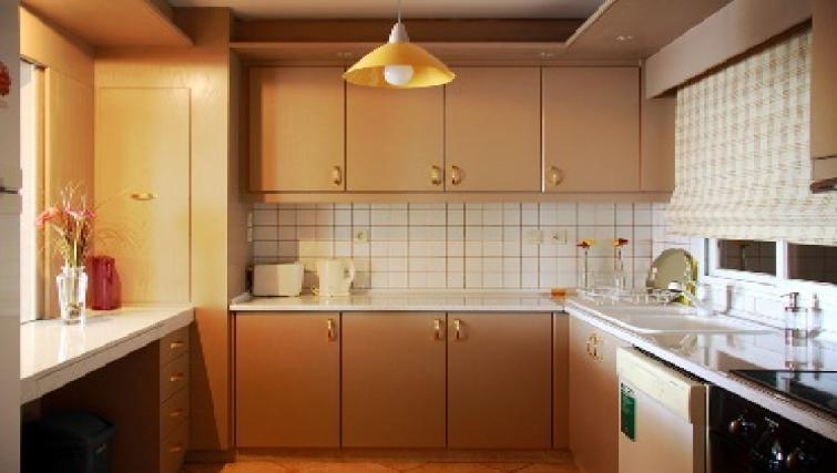 Ideal kitchen in Sabri Alanyali Residence