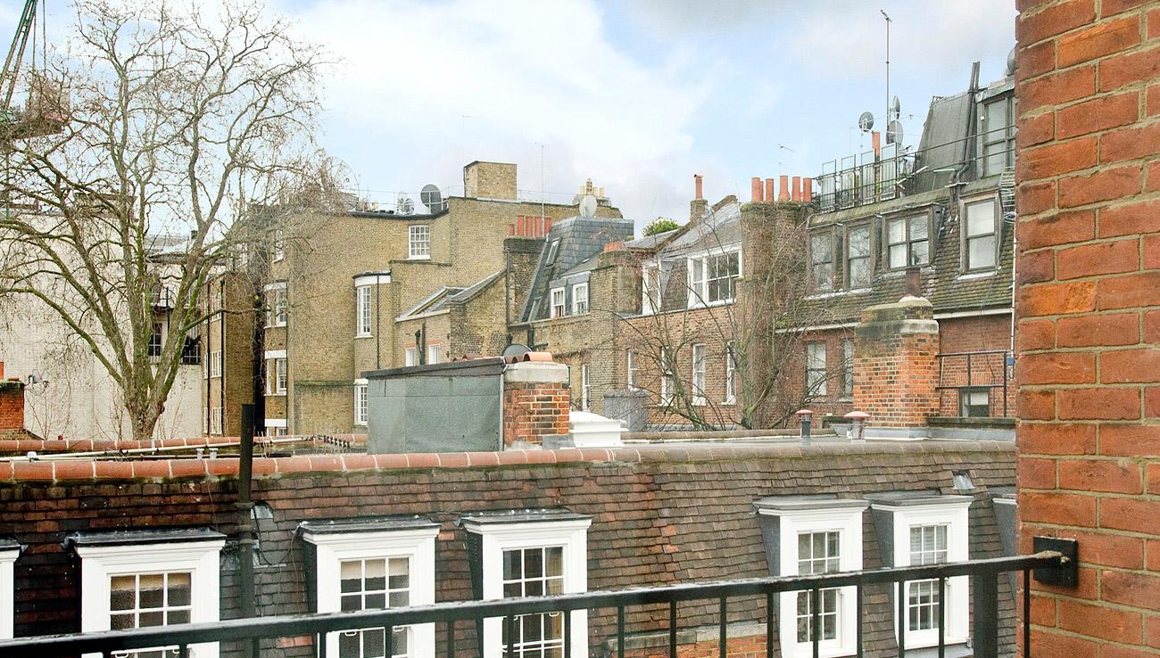 View at Native Mayfair Apartments