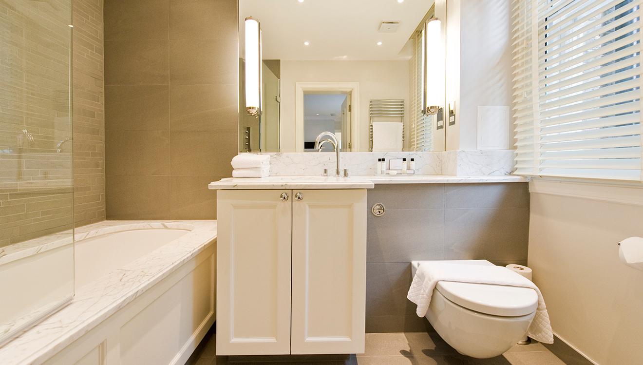WC at Native Mayfair Apartments
