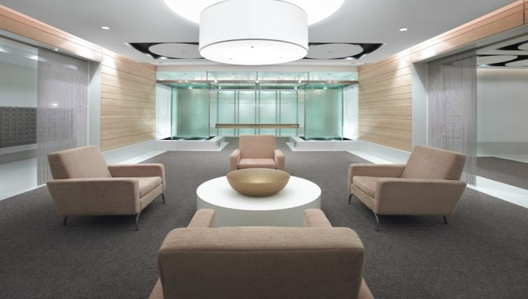 Lobby in 360 At City Centre Apartments